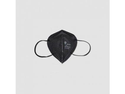 Respirátor KN95 FFP2 CE černé