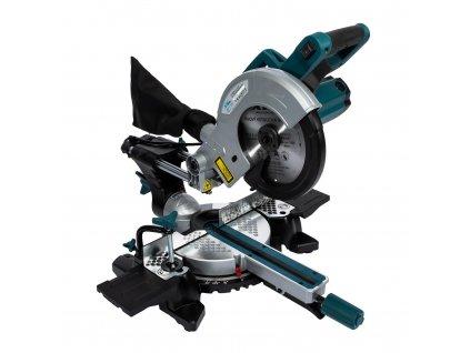 Pokosová pila s laserem 210mm, 1700W