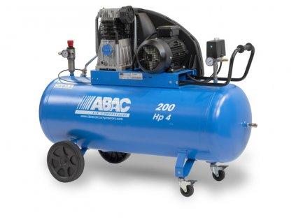 P200/400/4N - Kompresor s olejovou náplní - pomaloběžný