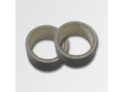 Lepící páska - stříbrná  Duct tape 25mm x 50 m