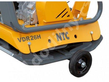Podvozek pro reverzní vibrační desky VDR 22,VDR 26V,DR 32 -  NTC