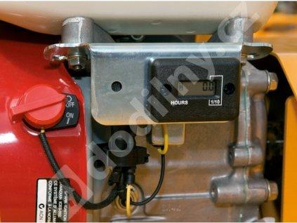 VVV – výbava - měřič motohodin Honda - NTC
