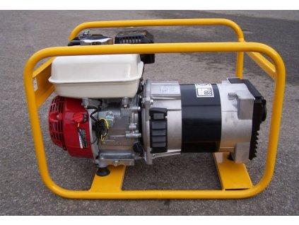 TR-2,5 AVR Benzínová elektrocentrála HONDA jednofázová 2,5 kVA-NTC