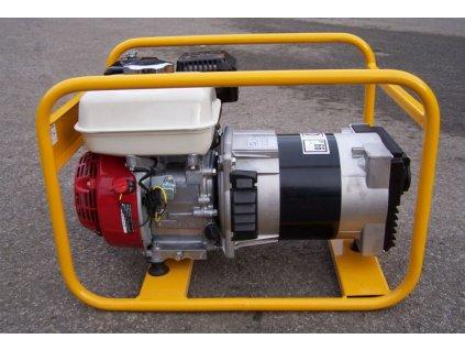 TR 3 E AVR elektrocentrala jednofazova NTC