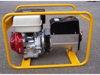 TRT-5,5 Elektrocentrála třífázová 5.5 kVA - NTC