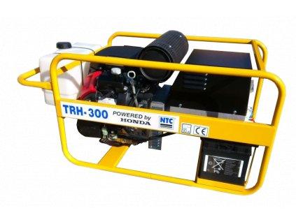 TRH 300 elektrocentrala se svareckou A