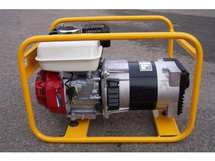 TR 3 3 elektrocentrala jednofazova NTC