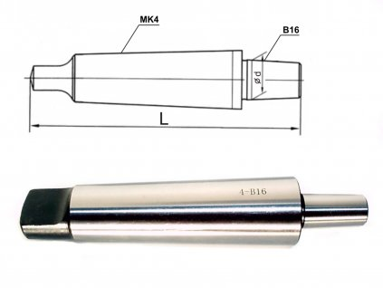 Trn pro vrtackove sklicidlo MK4 B16
