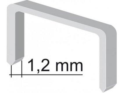 Sponky - MH/12mm (1000ks)