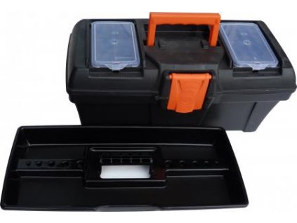 KP-15B - Plastový box s organizérem