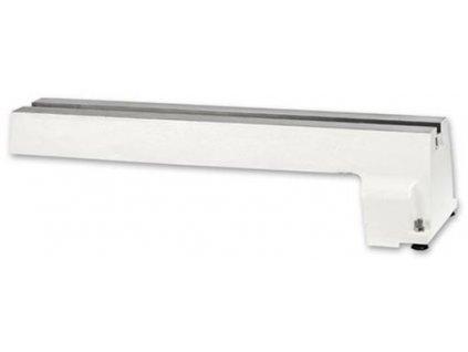 Prodloužení lože na DSL-450/1000 soustruhu na dřevo