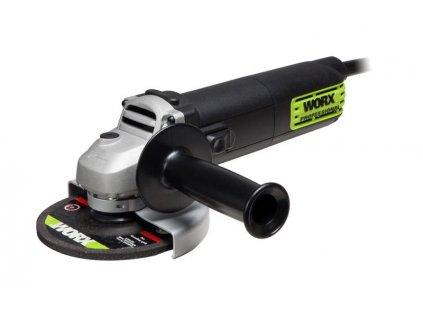 WU732 - Úhlová bruska 1050W 125 mm