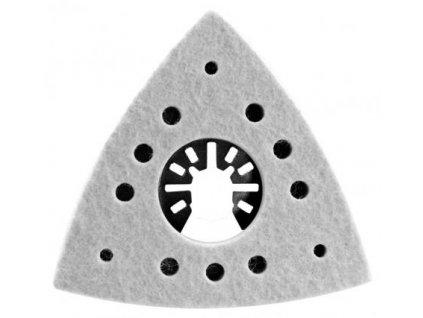 WA2704 - Lešticí deska (filc delta), 1 ks, sonicrafter