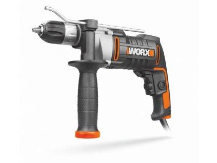 WX318 - Příklepová vrtačka 810 W, 13mm