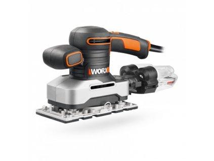 WX642.1 - Vibrační bruska 270W