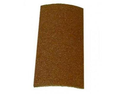 Brusný papír pro VM-150, FOS-180, PSM1024, PSM1027 zr. 80, 93x235