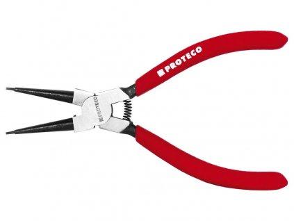 kleště na pojistné kroužky - otvor 90st.  150mm PH 10.01-PKO160D