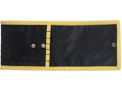 obal na jehlové pilníky - 7 ks 11x17cm