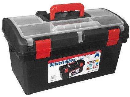 kufr plast. 520mm bez zásobníku a přihrádkou ve víku 44.1840-E