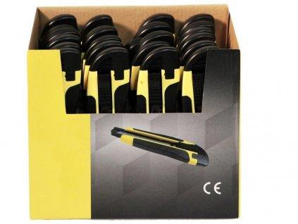 sada nožů 01-18-08(tlač.) v prod. boxu 24 ks 52.01-18S3-24