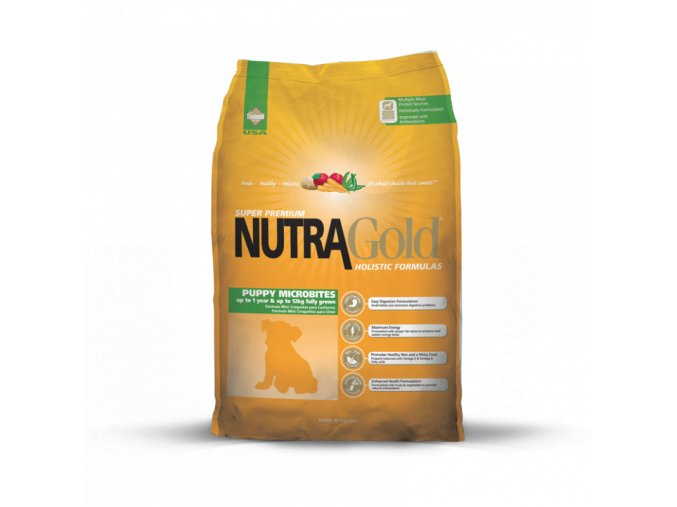 Nutra Gold Puppy Micro Bite 3 kg