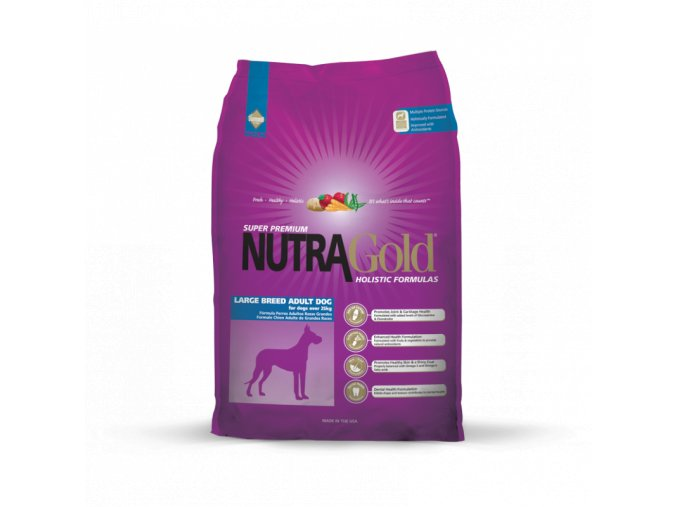 Nutra Gold Adult Large Breed 15 kg