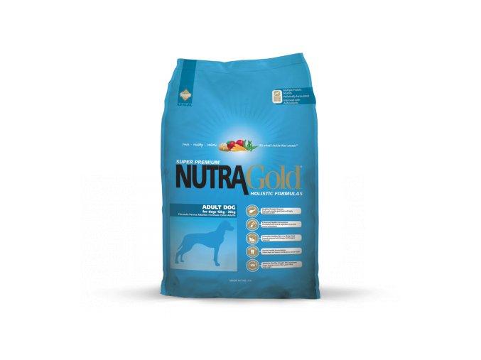 Nutra Gold Adult Dog 3 kg
