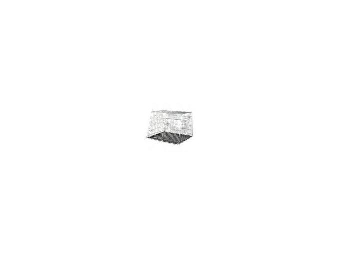 TRIXIE Transportní klec skosená 93x68x79cm