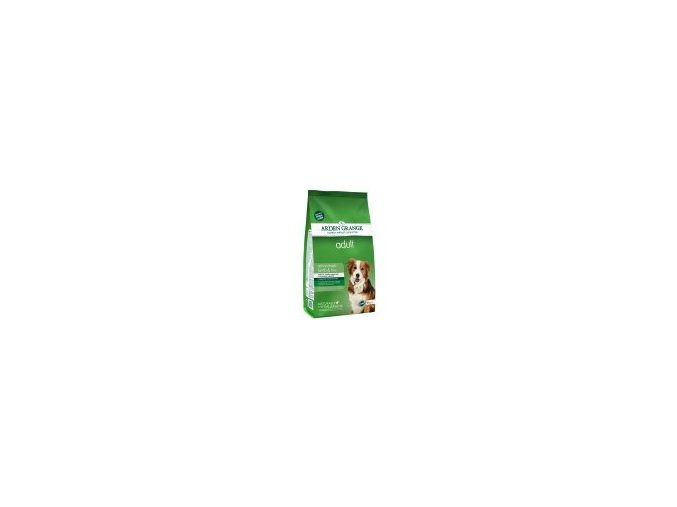 Arden Grange Adult rich in fresh Lamb & Rice 2kg