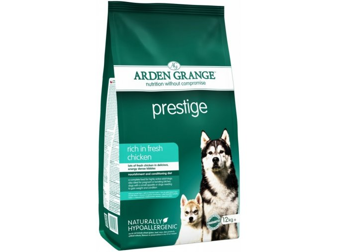 Arden Grange Prestige rich in fresh Chicken 2kg