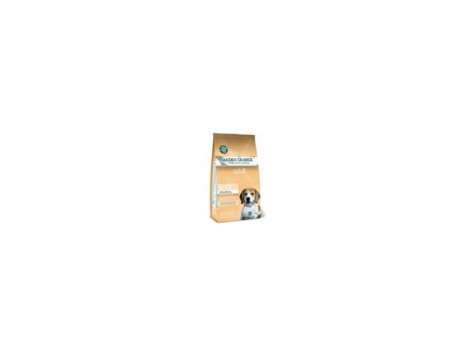 Arden Grange Adult Pork & Rice 6kg