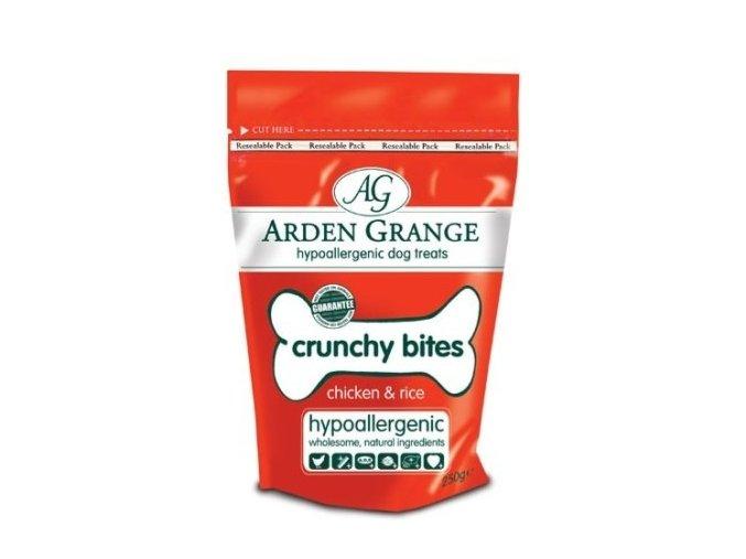 Arden Grange Crunchy Bites chicken 250g