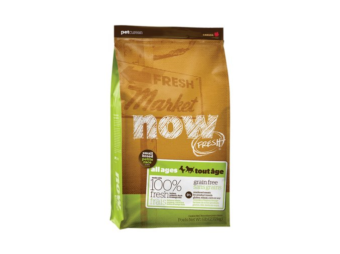 NOW FRESH Grain Free Small Breed