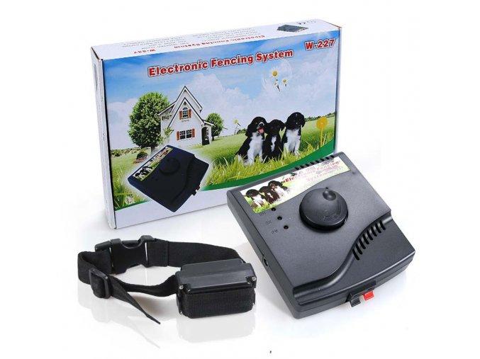 Elektronický ohradník iTrainer W227