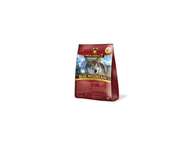 Wolfsblut Blue Mountain 15kg