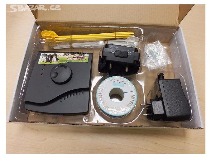 Elektronický ohradník iTrainer W227B