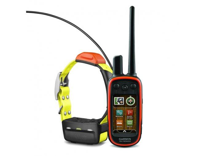 GPS obojek Garmin Alpha 100 + T5 + EU Mapy