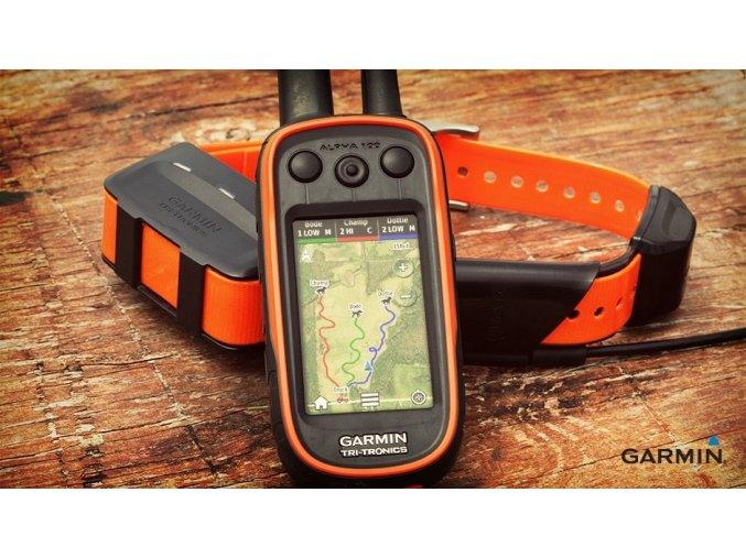 GPS obojek Garmin Alpha 100 + TOPO EURO