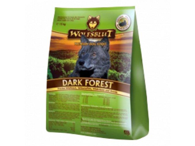 Wolfsblut Dark Forest 15kg