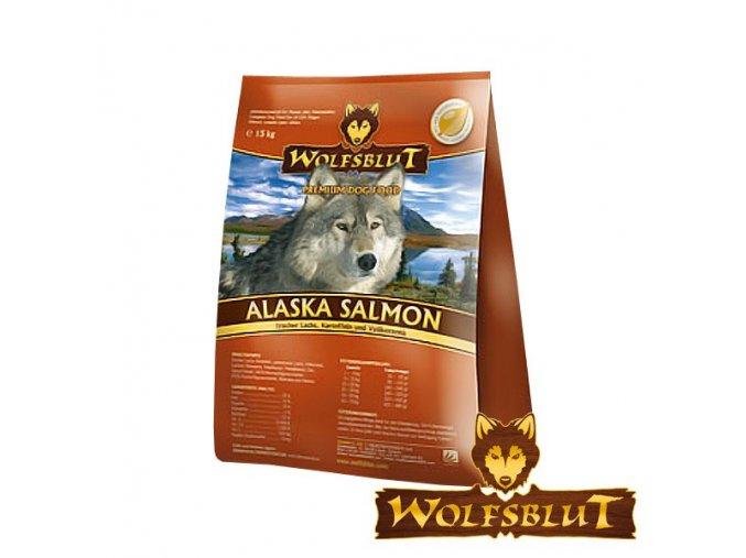 Wolfsblut Alaska Salmon 2kg