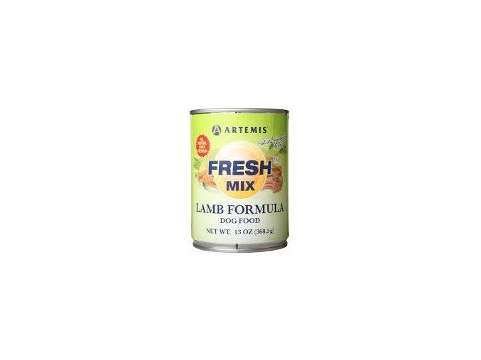 Konzerva Artemis Fresh Mix Lamb Dogs 370g