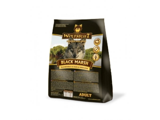 Wolfsblut Black Marsh 7,5kg