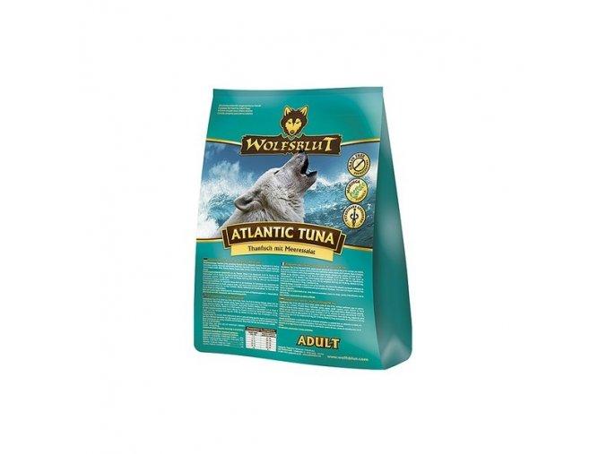 WOLFSBLUT ATLANTIC TUNA 15kg - granule pro psa z Atlantického tuňáka