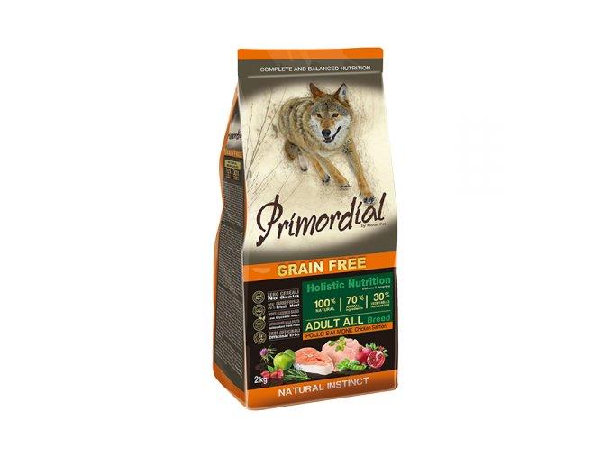 PRIMORDIAL Kuře & Losos