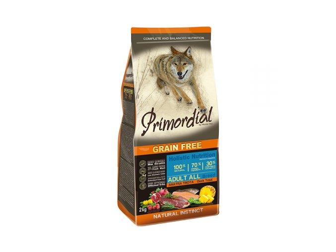 PRIMORDIAL Kachna & Pstruh