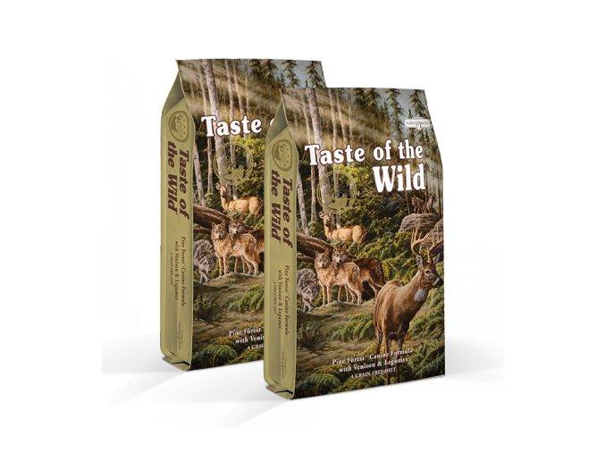 DVOJBALENÍ TOW Pine Forest 13kg
