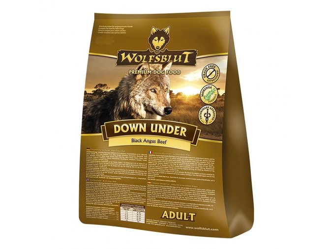 wolfsblut down under adult granule pes 01