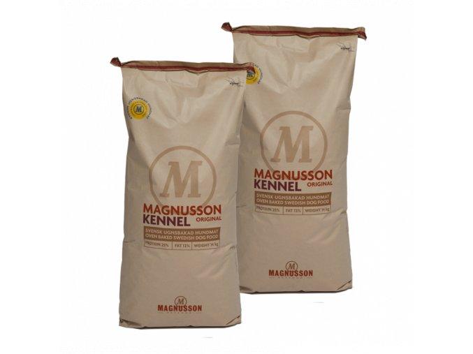 Dvojbalení Magnusson Original KENNEL 14 Kg