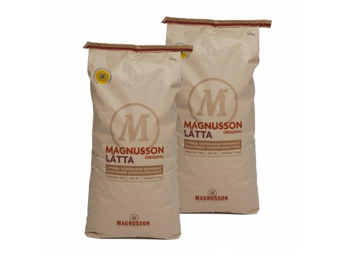 Dvojbalení Magnusson Original LATTA 14 kg