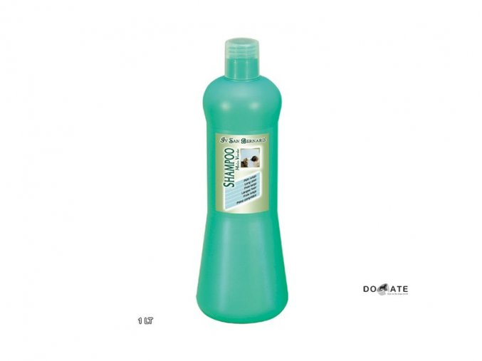 Iv San Bernard šampon BANÁNOVÝ - pro středně dlouhou srst 1L